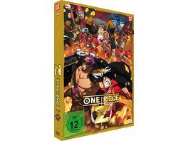 One Piece 11 Film One Piece Z
