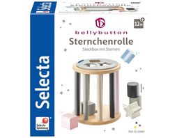bellybutton by Selecta 64017 Sternchenrolle Sortierrolle