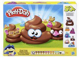 Hasbro Play Doh Verrueckte Haufen