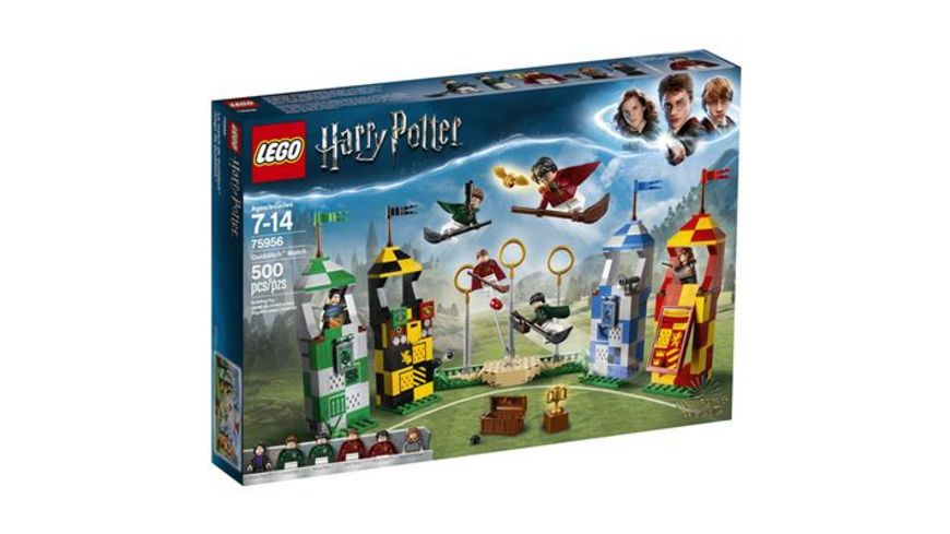 LEGO Harry Potter 75956 QuidditchTurnier