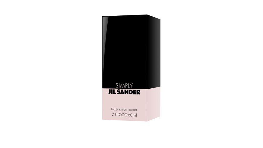 JIL SANDER Simply Eau Poudree Eau de Parfum