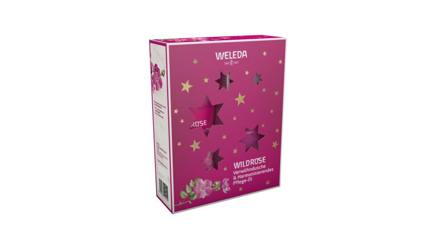 WELEDA Geschenkset Wildrose 2018