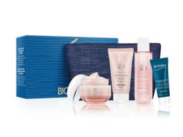 BIOTHERM Aquasource Cream Dry Skin Daily Ritual Gift Set