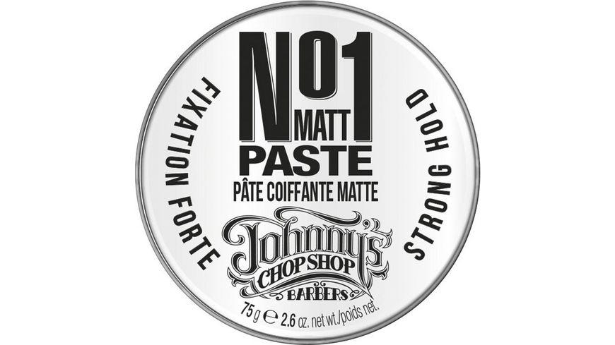 Johnny s Chop Shop N 1 Matt Paste