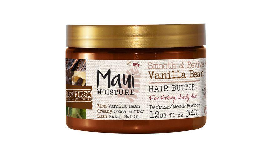 Maui Moisture Smooth Revive Vanilla Bean Hair Butter