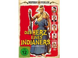 Das Herz eines Indianers Western Perlen 12 Digitally Remastered