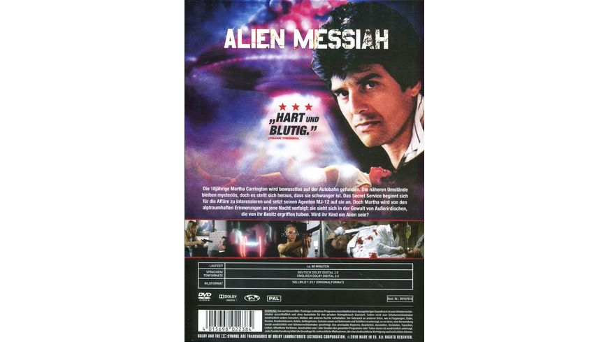 Alien Messiah Alien Seed