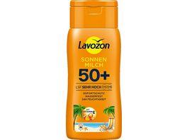 LAVOZON Sonnenmilch LSF 50