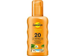 LAVOZON Sonnenspray LSF 20