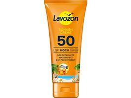 LAVOZON Sonnencreme LSF 50