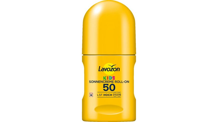LAVOZON Sonnencreme Roll On Kids LSF 50