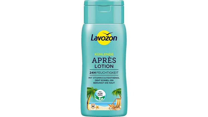 LAVOZON Apres Lotion