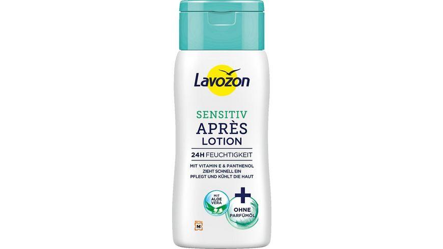 LAVOZON Apres Lotion Sensitiv