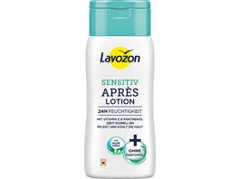 LAVOZON Apres Lotion Sensitiv