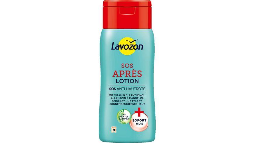 LAVOZON Apres Lotion SOS