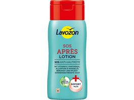 LAVOZON Apres Lotion SOS
