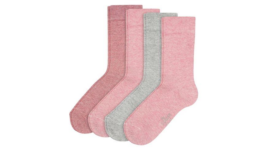 s.Oliver Kinder Socken Classic 4er Pack