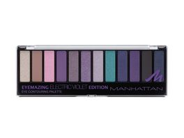 MANHATTAN COSMETICS Eyemazing Eyeshadow Palette Electric Violet