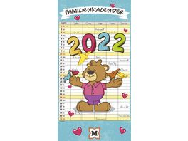 Mueller Familienkalender 2019