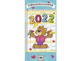 Mueller Familienplaner 2022