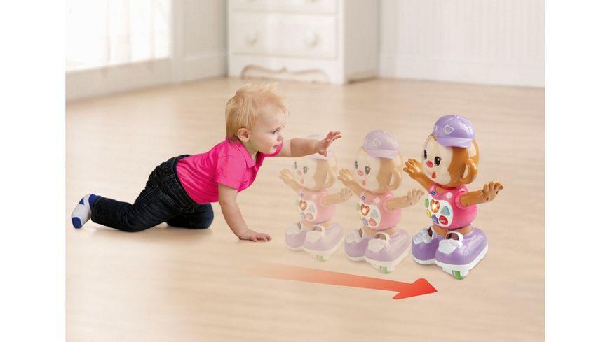VTech Baby Lustiges Tanzaeffchen pink