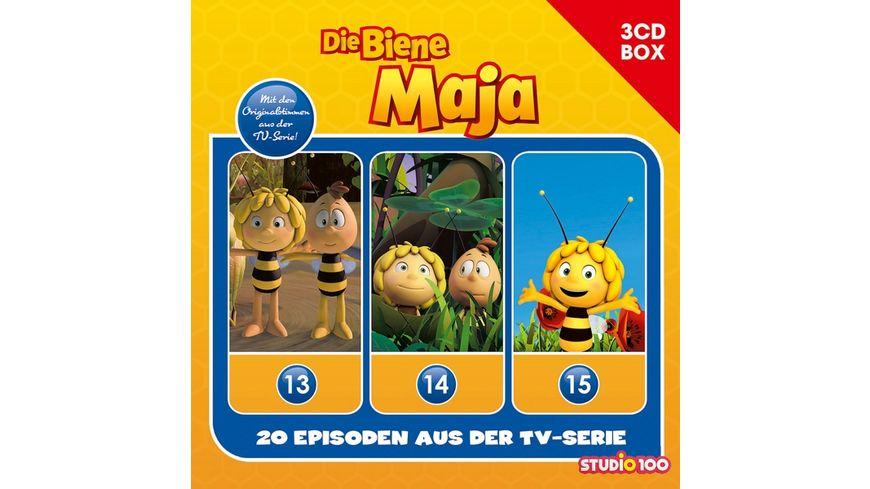 3 CD Hoerspielbox Zur Neuen TV Serie Cgi Vol 5