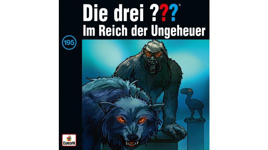 195 Im Reich der Ungeheuer