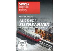 Modellbahnen zwischen Polarkreis und Mittelmeer Eisenbahn Romantik Doku SWR