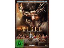 Die Bibel 6 DVDs