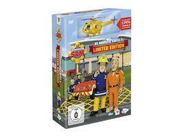 Feuerwehrmann Sam Die komplette Staffel 9 5 DVDs Wallaby II Toy Limitierte Edition