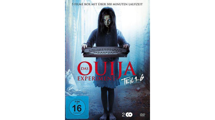 Das Ouija Experiment Teil 1 6 2 DVDs