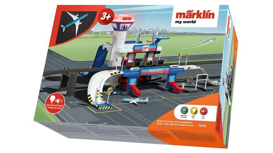 Maerklin 72216 Maerklin my world Airport mit Licht und Soundfunktion