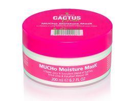 Lee Stafford Cactus Crush Moisture Mask