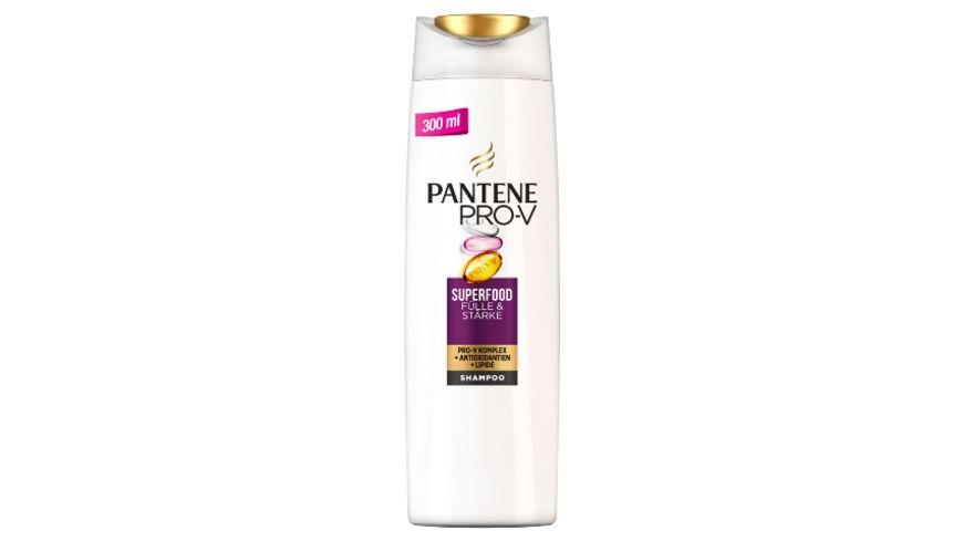 PANTENE PRO V Superfood Shampoo