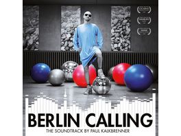 Berlin Calling The Soundtrack 2LP Poster