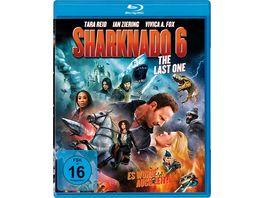 Sharknado 6 The Last One Es wurde auch Zeit Uncut