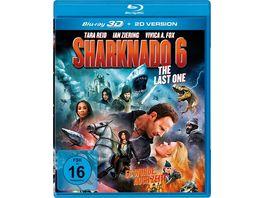Sharknado 6 The Last One Es wurde auch Zeit Uncut Blu ray 2D