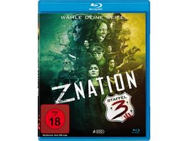 Z Nation Staffel 3 Uncut 4 Blu rays