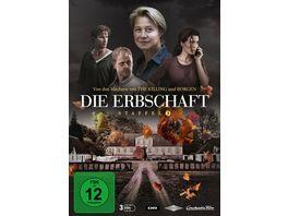 Die Erbschaft Staffel 3 3 DVDs