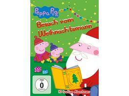 Peppa Pig Besuch vom Weihnachtsmann