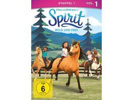 Spirit Wild und Frei Staffel 1 Vol 2