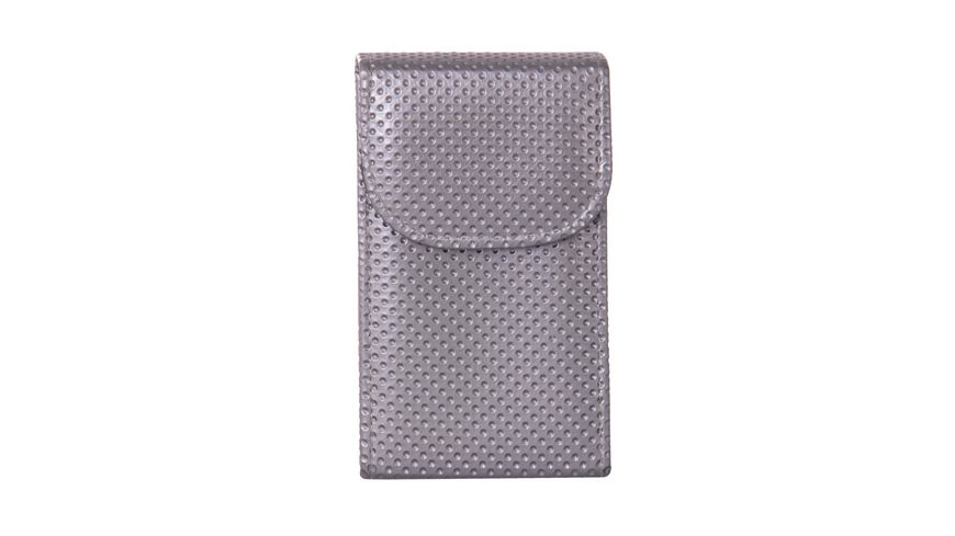 Maniküre-Etui 6-teilig grau