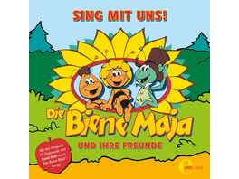 Biene Maja Liederalbum Sing mit uns