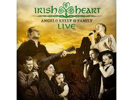 Irish Heart Live CD DVD