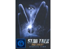 Star Trek Discovery Staffel 1 5 DVDs