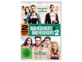 Bad Neighbors 1 2 2 DVDs