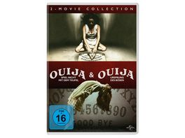 Ouija 1 2 2 DVDs