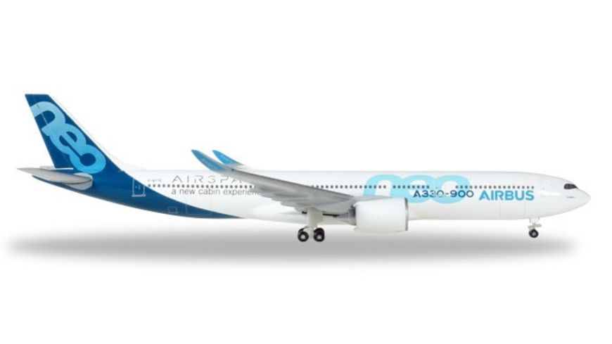 Herpa Wings 531191 Airbus A330 900neo F WTTE