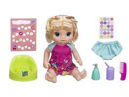 Hasbro Baby Alive Toepfchentanz blondhaarig