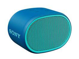 Sony Bluetooth Lautsprecher SRS XB01 Blau